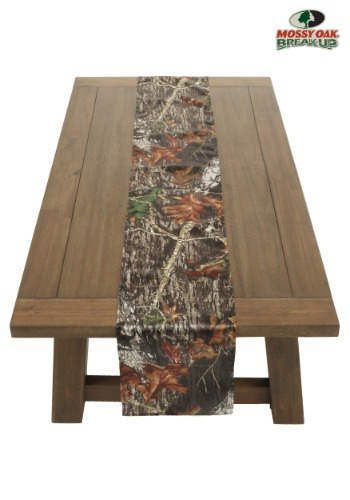 "72"" Mossy Oak Table Runner"