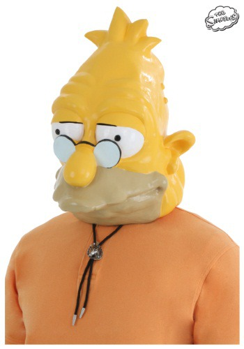 Grandpa Simpson Mask