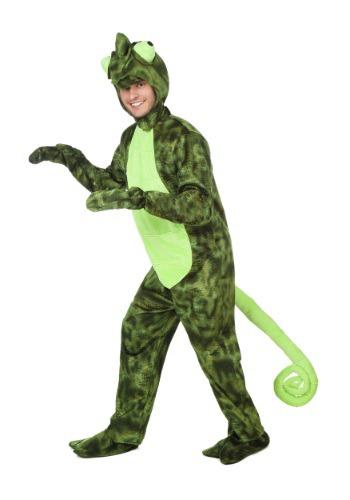 Adult Chameleon Costume