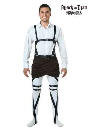Attack on Titan Male Harness