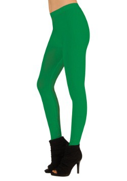 Women's Green Leggings