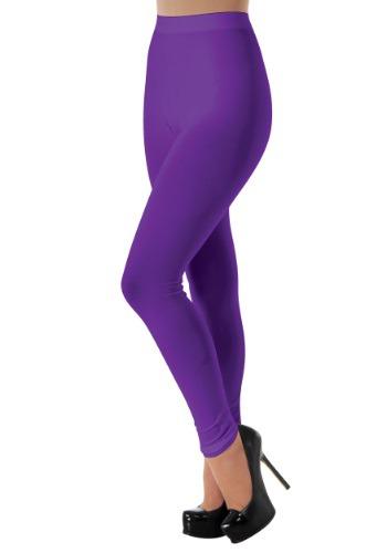 Women's Purple Leggings