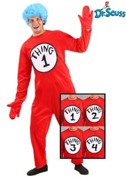 Adult Thing 1 and 2 Costume Main UPD