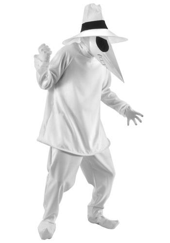 Adult White Spy vs Spy Costume