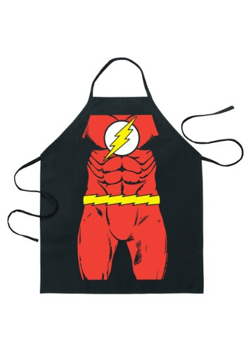 The Flash Character Apron