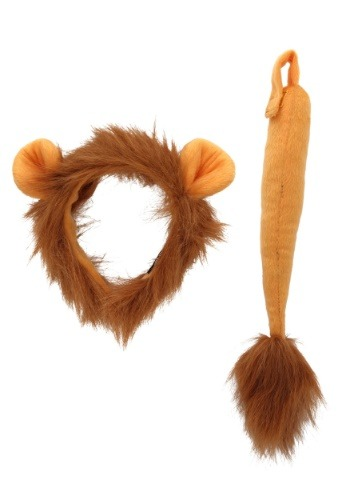 Lion Ears and Tail1