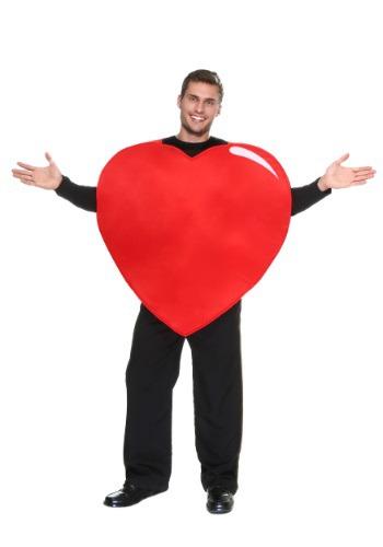 Adult Heart Costume