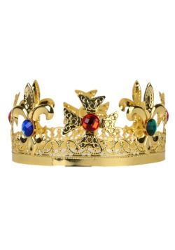 Metal King's Crown