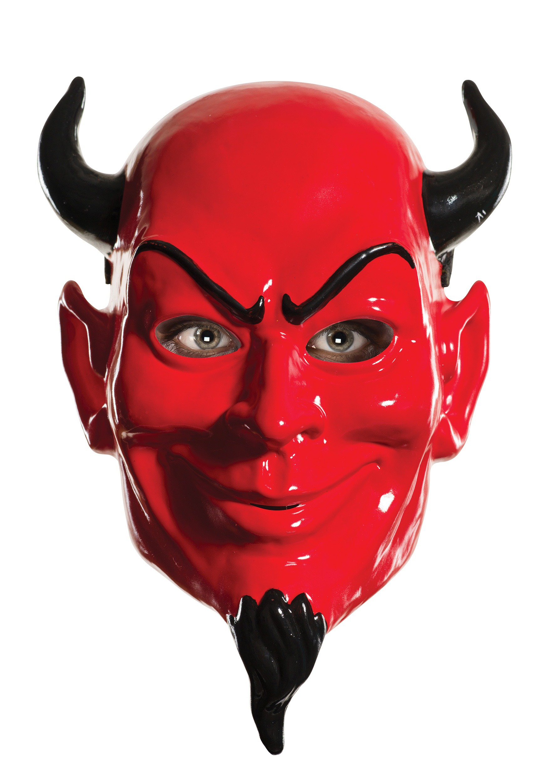 adult devil face