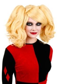 Women's Harlequin Wig
