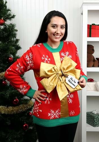 Christmas Present Sweater