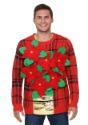 Poinsettia Sweater