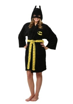 Women's Batgirl Bathrobe