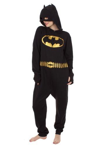 Adult Arkham Batman Brushed Pajamas
