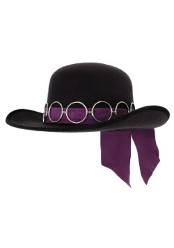 Jimi Hendrix Adult Hat