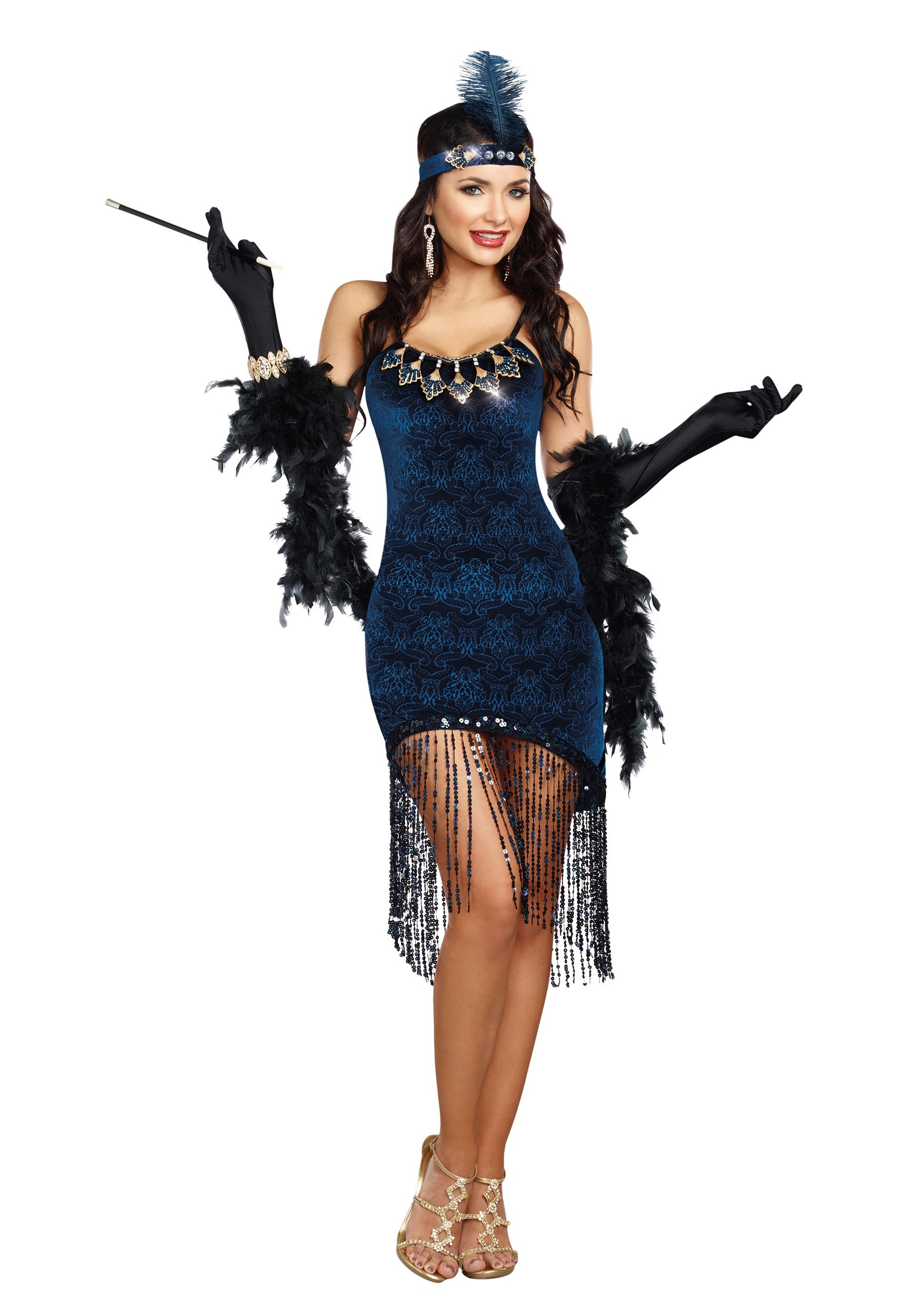 sc 1 st  Halloween Costumes & Womens Downtown Doll Costume