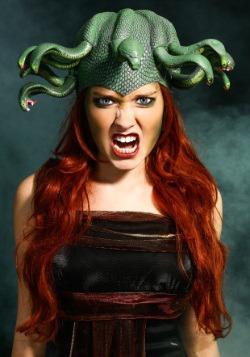 Medusa Headpiece