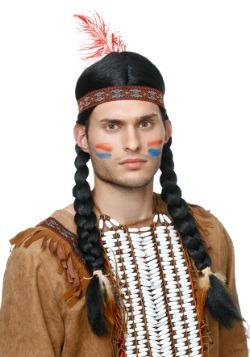 Men's Native Wig