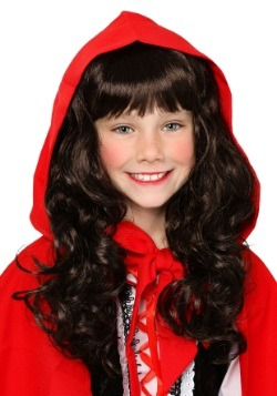 Child Red Riding Hood Wig