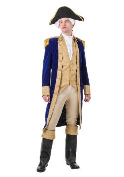 Plus Size George Washington Costume