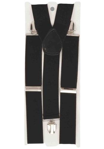 Black Suspenders