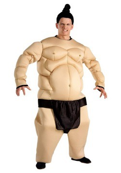 Adult Sumo Wrestler Costume
