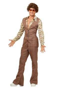 Men's 70's Vest Costume