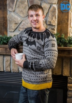 Classic Batman Sweater