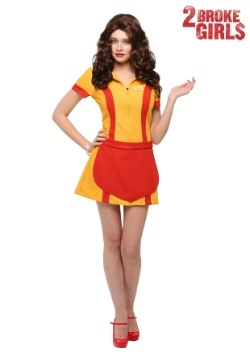 Two Broke Girls Waitress Costume