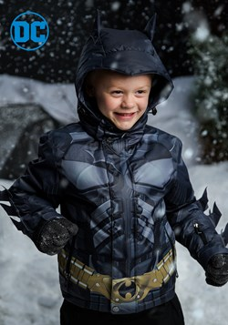 Kids Batman Dark Knight Snow Jacket