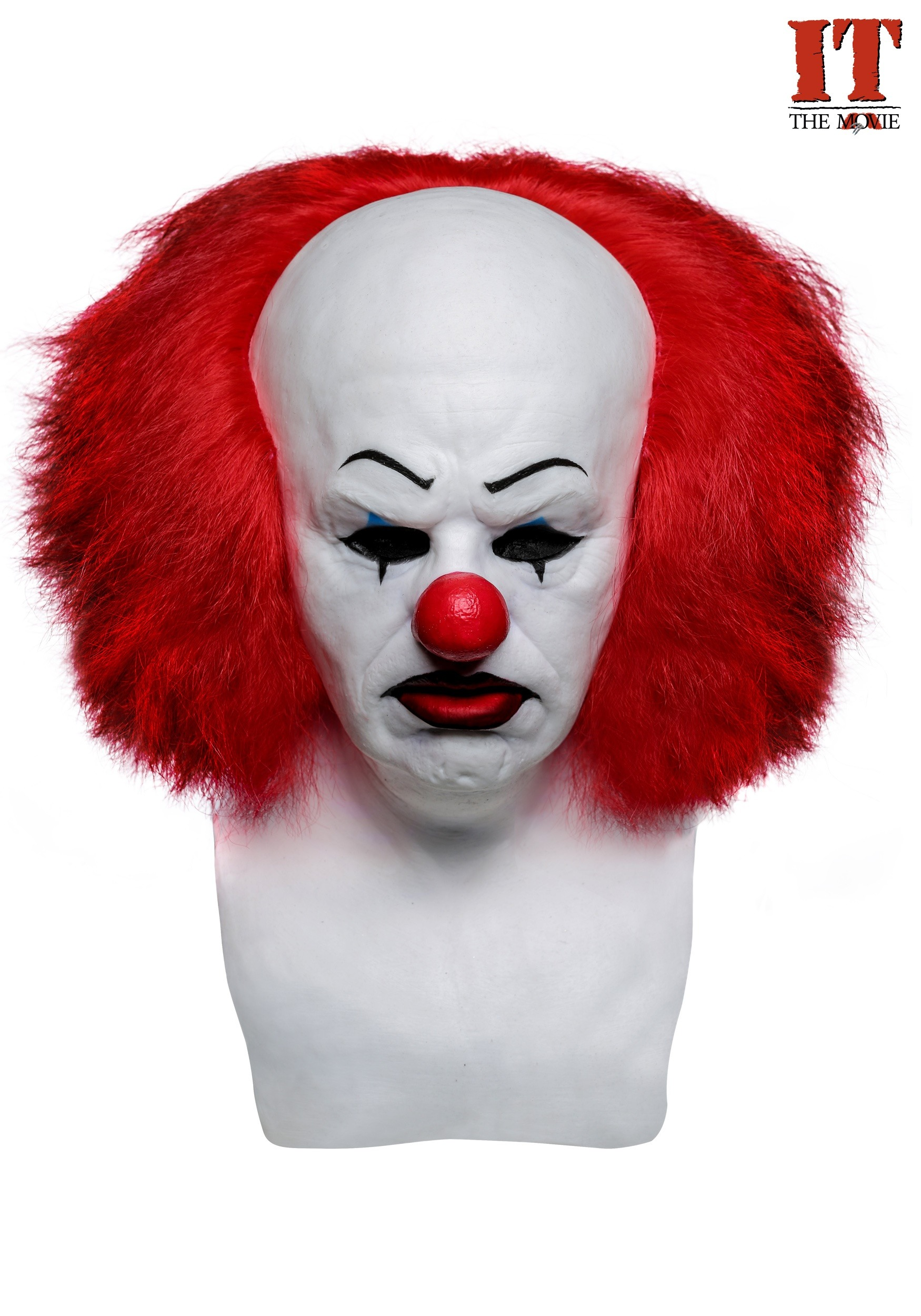 authentic pennywise it collectors mask