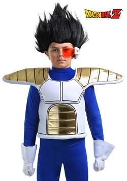 Child Dragon Ball Z Saiyan Armor Accessory