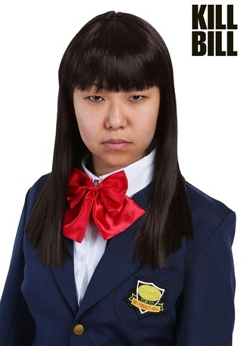 Kill Bill Adult Gogo Yubari Wig