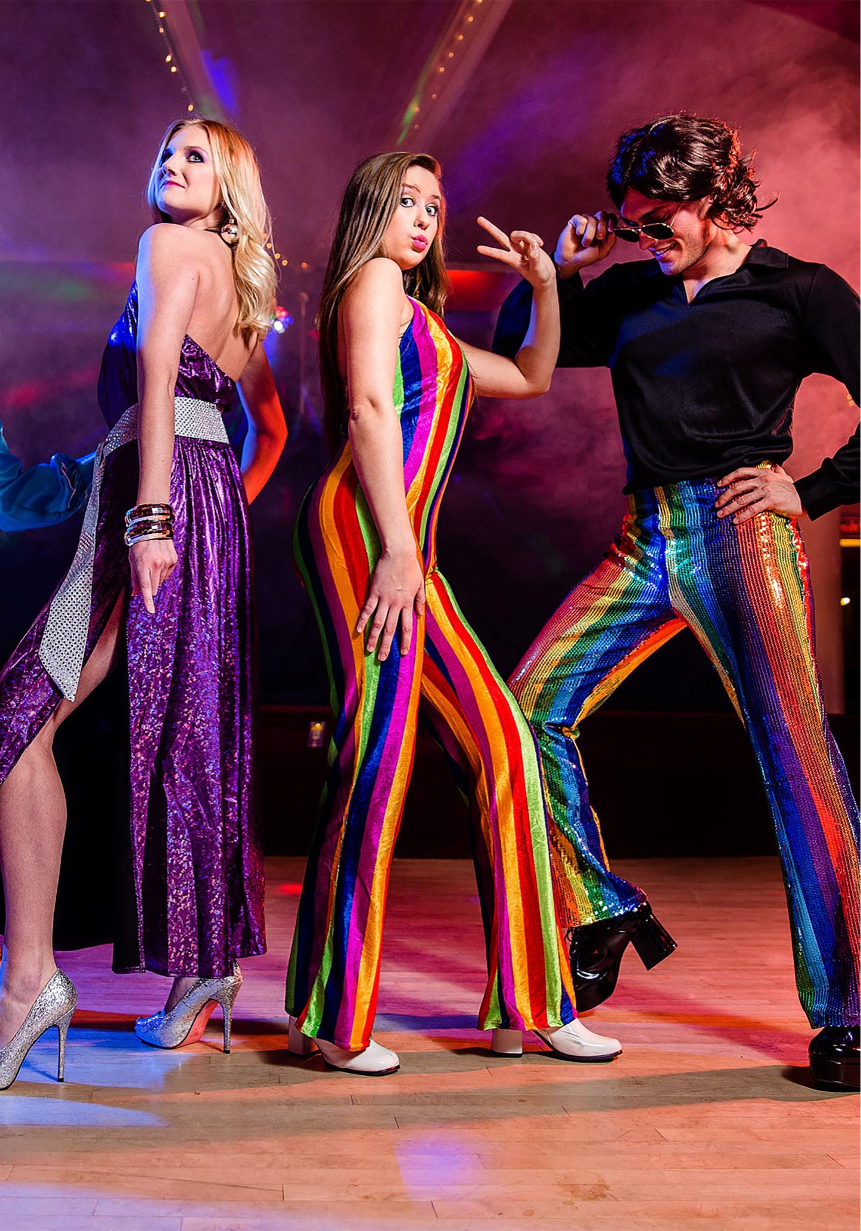 Танцы диско картинка