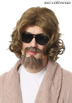 Big Lebowski Adult The Dude Wig and Beard Kit