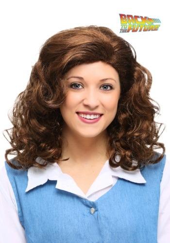 Back to the Future Jennifer Parker Wig