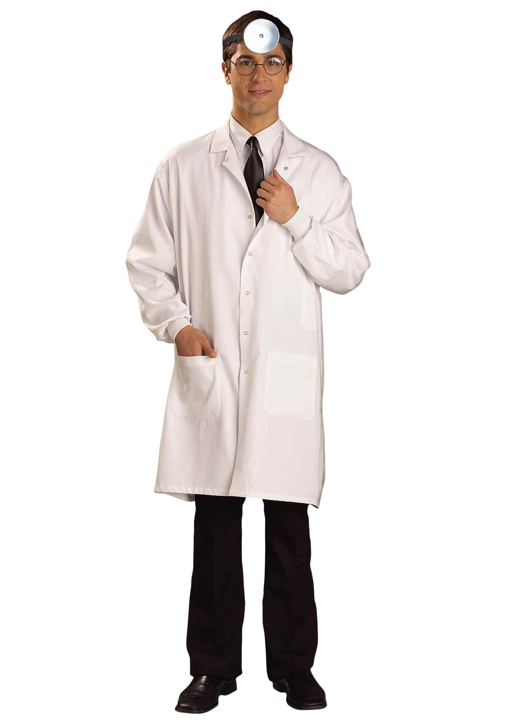 Decorations For Home White Doctor Lab Coat