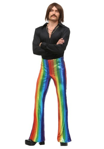 Men's Disco King Plus Size Costume