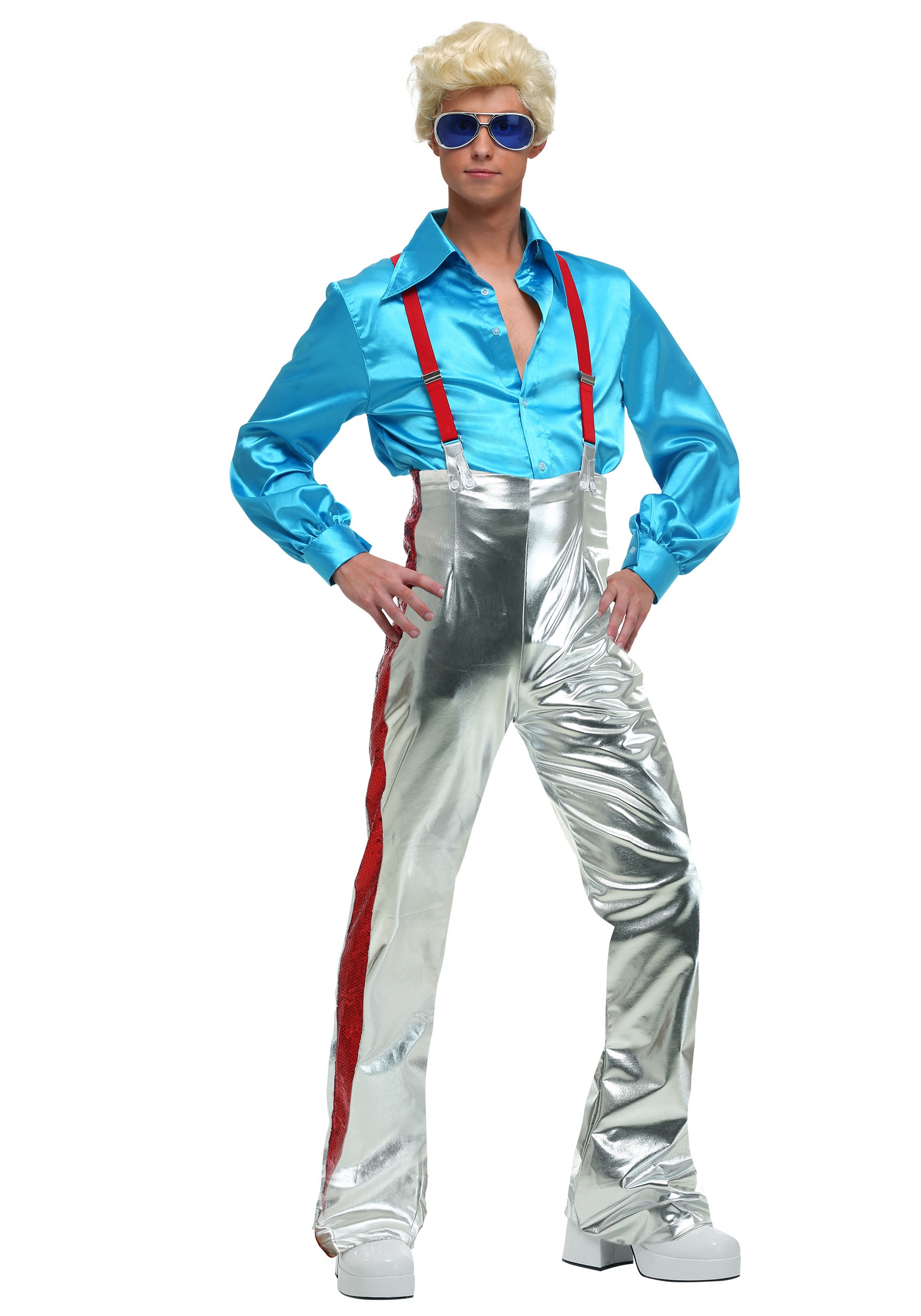 innovative disco outfit for men 11
