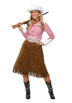 adult rodeo cowgirl costume