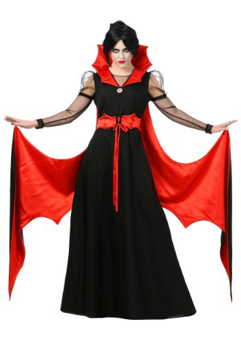 Women's Batty Vampire Costume
