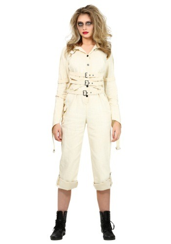 Plus Size Women's Insane Asylum Costume