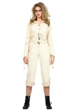 Plus Size Women's Insane Asylum Costume