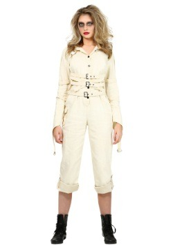 Women's Insane Asylum Costume