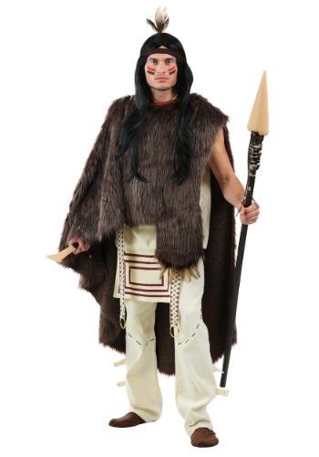 Deluxe Native Chief Mens Costume