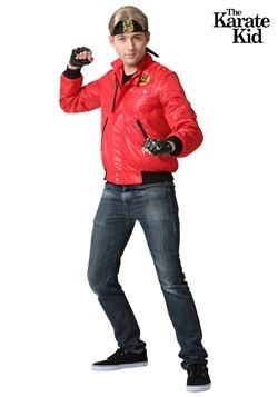 Karate Kid Adult Red Cobra Kai Jacket