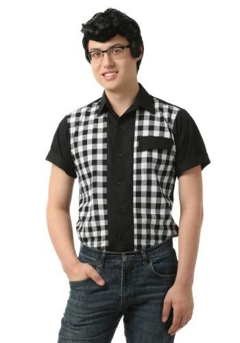 Men's 50's Bowler Shirt