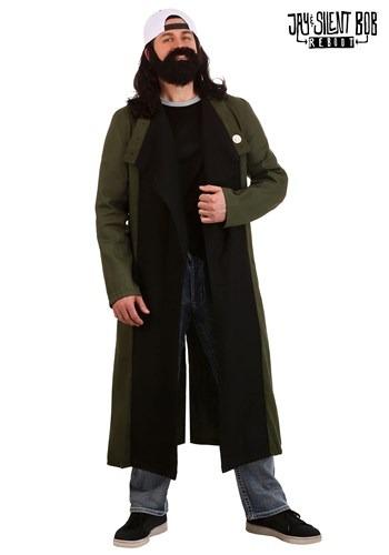 Silent Bob Plus Size Mens Costume