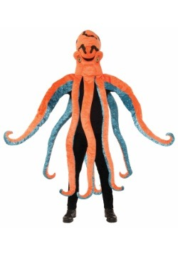 Adult Octopus Mascot Costume