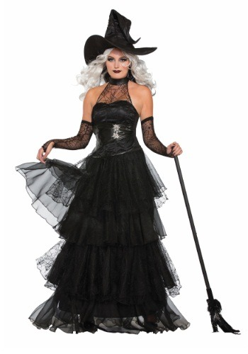 Women's Ember Witch Costume